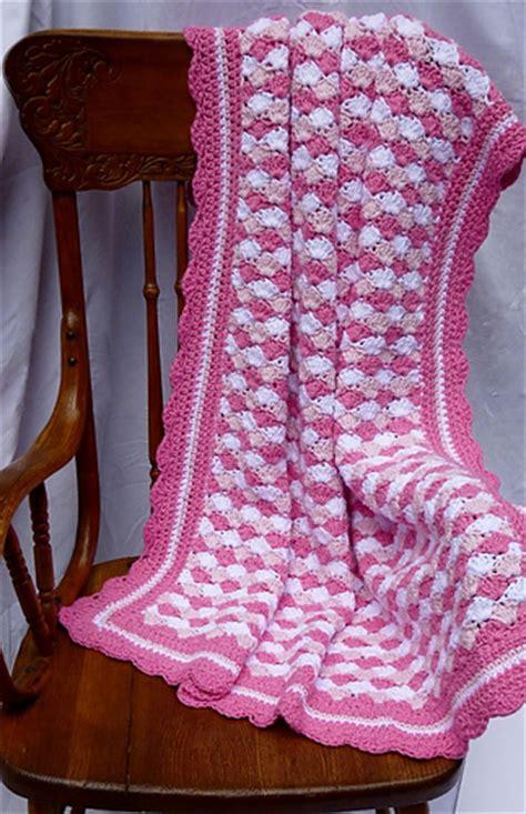 Ravelry Baby Blanket Patterns by Ravelry Baby Blanket Shells Of Pattern By Darleen