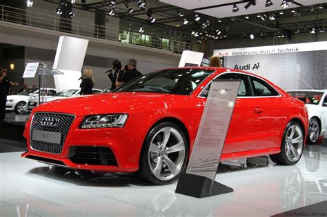 Audi Rs 2010 by Audi Rs 5 Coupe At 2010 Aims Photos Caradvice