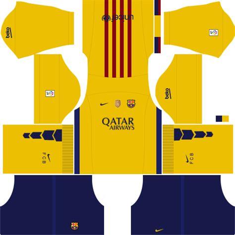dream league soccer kits barcalona barcelona 2018 kit for dls 17 dream league soccer creat