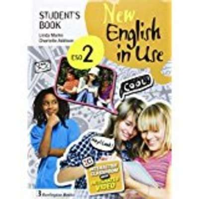 new english in use 9963516580 pasajes librer 237 a internacional new english in use eso 2 student s book addison charlotte