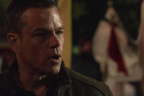 the bourne legacy no matt damon matt damon returns as jason bourne in new trailer por
