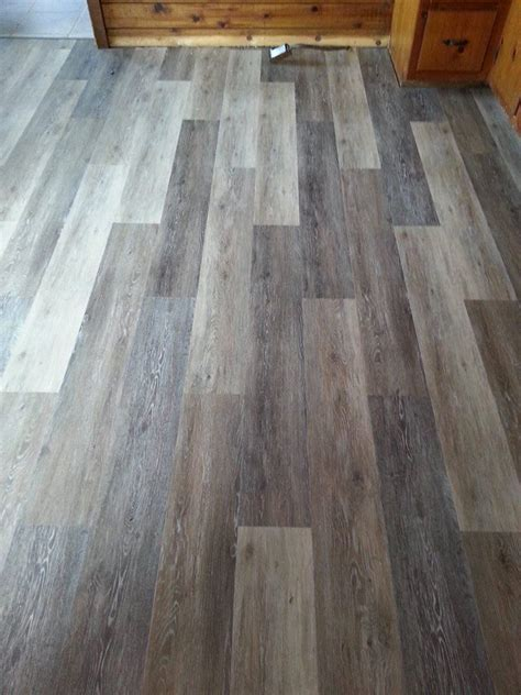 "COREtec Plus 7"" X 48"" Blackstone Oak   Vinyl floors"