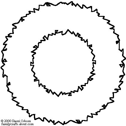 blank wreath coloring page christmas wreath coloring pages getcoloringpages com