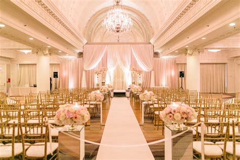 Wedding Ceremony Setup by Reviews From The Omni King Edward Hotel Weddingwire Ca