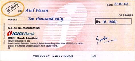Refer To Drawer Cheque by Branch Operation Payment 3