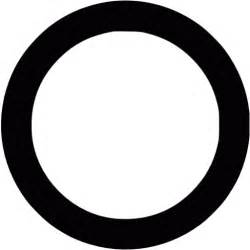 Circle Black Outline by Image Gallery Transparent Circle