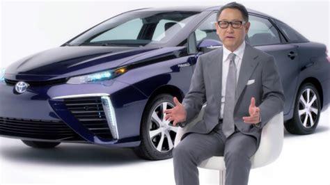 Brennstoffzellenauto Serie by Toyotas Serien Brennstoffzellenauto Mirai Kommt Fr 252
