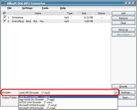 format audio ogg php convert mp3 to ogg
