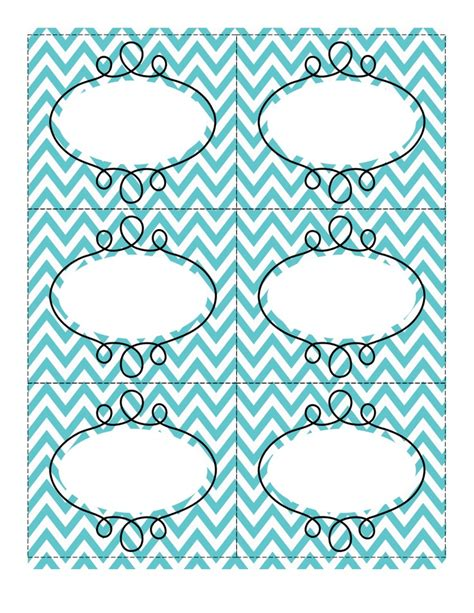 printable chevron label fun chevron patterned labels neat and tidy tips