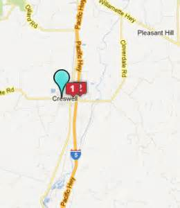 creswell oregon map creswell oregon hotels motels see all discounts