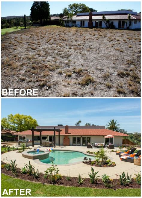 5 california backyard makeovers from flip or flop selling