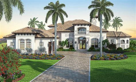 mediterranean house plans with photos 2018 mediterranean home plan with 2 master suites 86021bw architectural designs house plans
