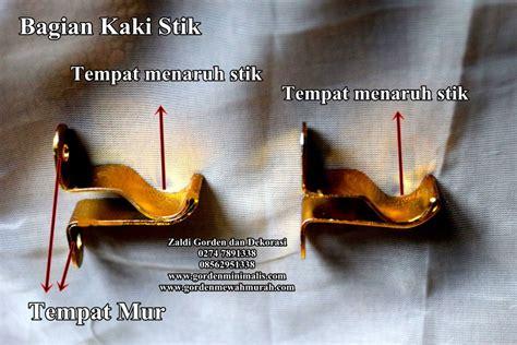 Kaki Stik Gorden Kupu Kupu cara memasang gorden pita disertai dengan foto gorden dan