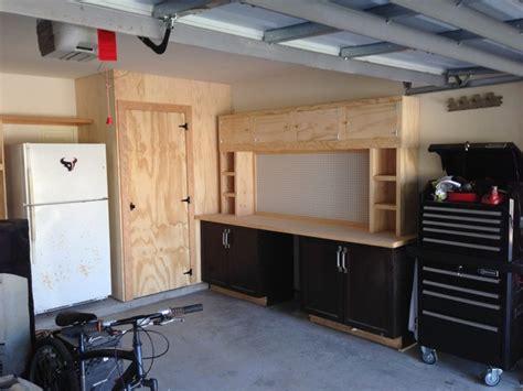 Craftsman Garage Storage Ideas Garage Shelves Storage Craftsman Garage And Shed