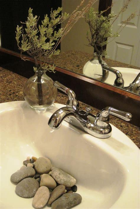rocks in sink 59 best rock s n my bathroom sink images on