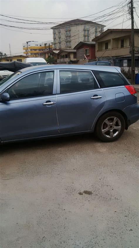 toyota matrix 2003 price in nigeria registered toyota matrix 2003 forsale autos nigeria