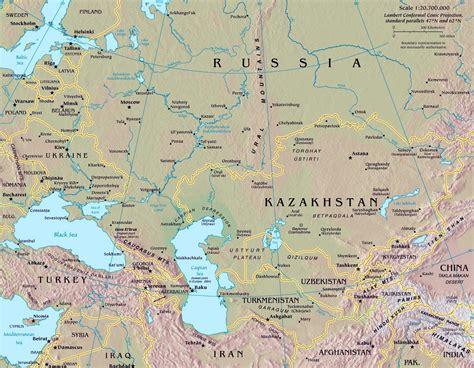 maps russia russia map mapsof net