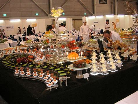 buffet and banquet displays yahoo search results party
