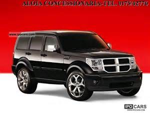 2010 dodge nitro 2 8 crd sxt 4wd car photo and specs