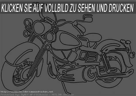 Motorrad Bilder Kinder by Motorrad 10 Ausmalbilder Zum Ausdrucken