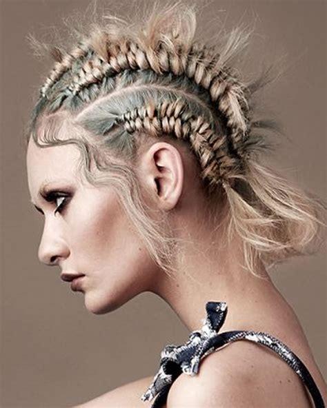 hairstyles braids 2018 mohawk braid hairstyles 2018 hairstyles
