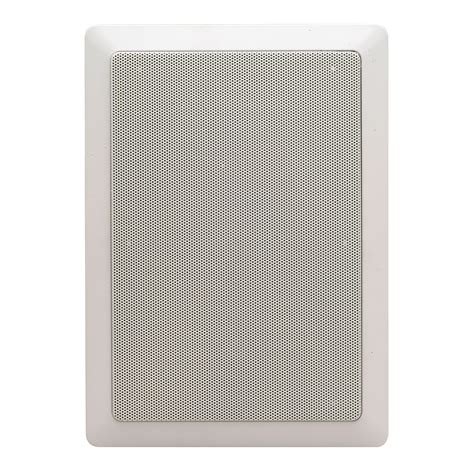 ceiling wall speakers eas 6w in wall in ceiling speaker thumbnail 2