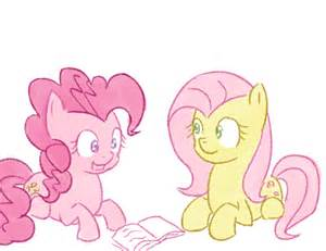 Ask fluttershy and pinkie pie