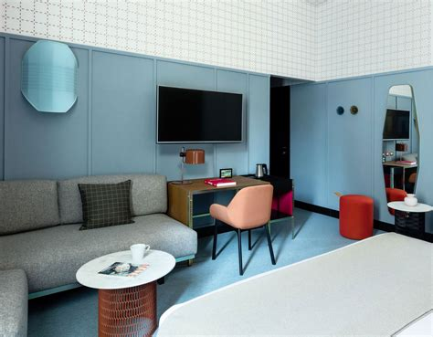 room mate giulia hotel in milan by urquiola
