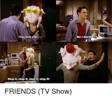 Friends Tv Show Memes - friends tv show love memes www pixshark com images