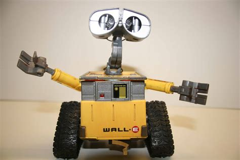 robotic wall wall e robot let s make robots
