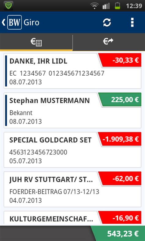 bw bank de banking bw mobilbanking android apps on play