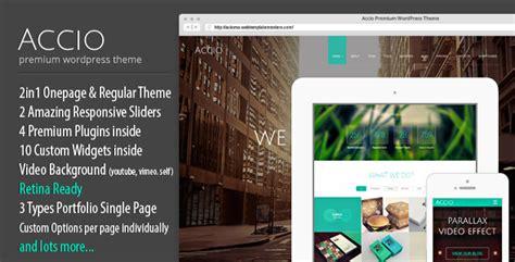 The Agency V1 4 Creative One Page Agency Theme accio v1 1 5 agency one page parallax responsive theme unlockpress