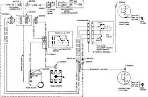 wiring harness diagram for 1984 chevy truck the wiring