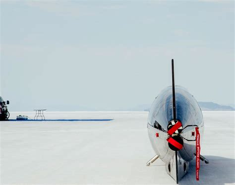 land speed record land speed record bid days away for the ride