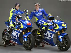 Suzuki Moto Gp Team Suzuki Unveils 2015 Motogp Team Name Motorcycle Usa