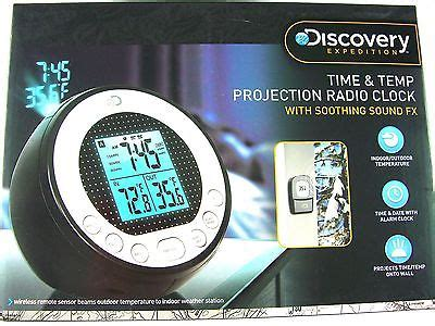 discovery expedition alarm clock alarm clock