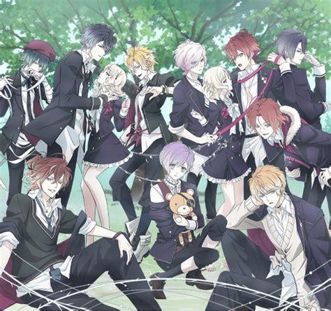 diabolik lovers anime plot summary diabolik lovers more blood tv anime news network