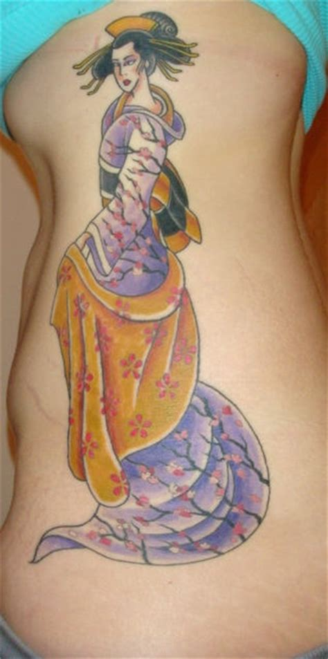 geisha umbrella tattoo geisha tattoos page 3