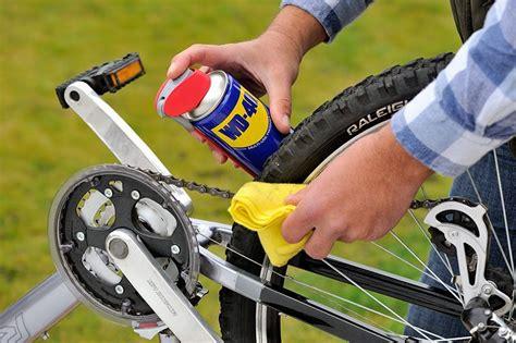 engrasar cadena bicicleta wd 40 trucos b 225 sicos de mantenimiento de una bicicleta con wd 40