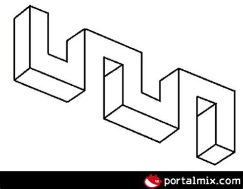 ilusiones opticas figuras imposibles ilusiones 211 pticas ilusiones imposibles de reconocer