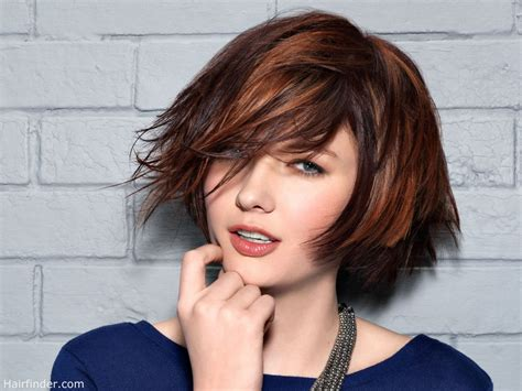 deconstructed bob haircut short textured bob hairstyle