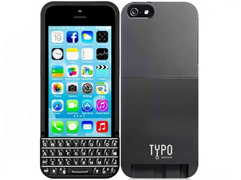 Blackberry Keyboard Style On Your Iphone 55s Original Product typo keyboard iphone maker must pay blackberry nearly 1 million for violating sales ban