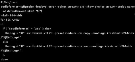 h264 ffmpeg usage to encode a video to h264 codec hevc h 265 to h 264 how to free convert h265 to h264 with