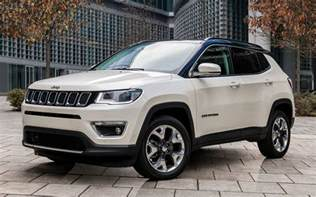 Jeep Compass Limited Jeep Compass Limited 2017 Eu Wallpapers And Hd Images
