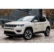 Jeep Compass Limited 2017 EU Wallpapers And HD Images  Car Pixel