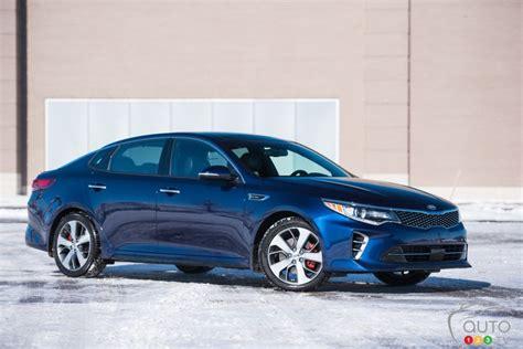 Kia Optima Sxl Review The 2016 Kia Optima Sxl Hits Above Its Price Point Car