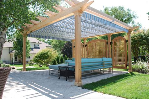 yard awnings retractable canopy or awning what s the difference