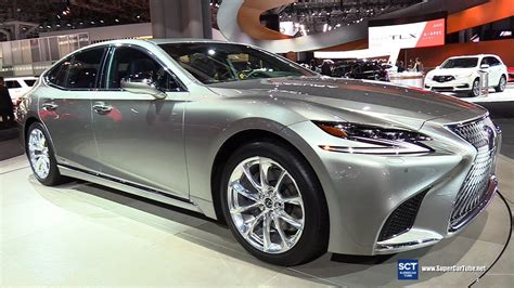 where to buy ls in nyc 2018 lexus ls 500h awd exterior and interior walkaround