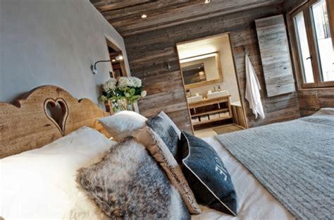schlafzimmer chalet stil innendesign ideen im chalet stil die sie bewundern