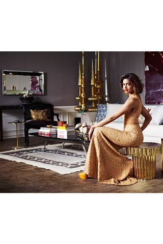 Suzanne Roshan Interior Design At Home With Deepika Padukone Vogue India Culture